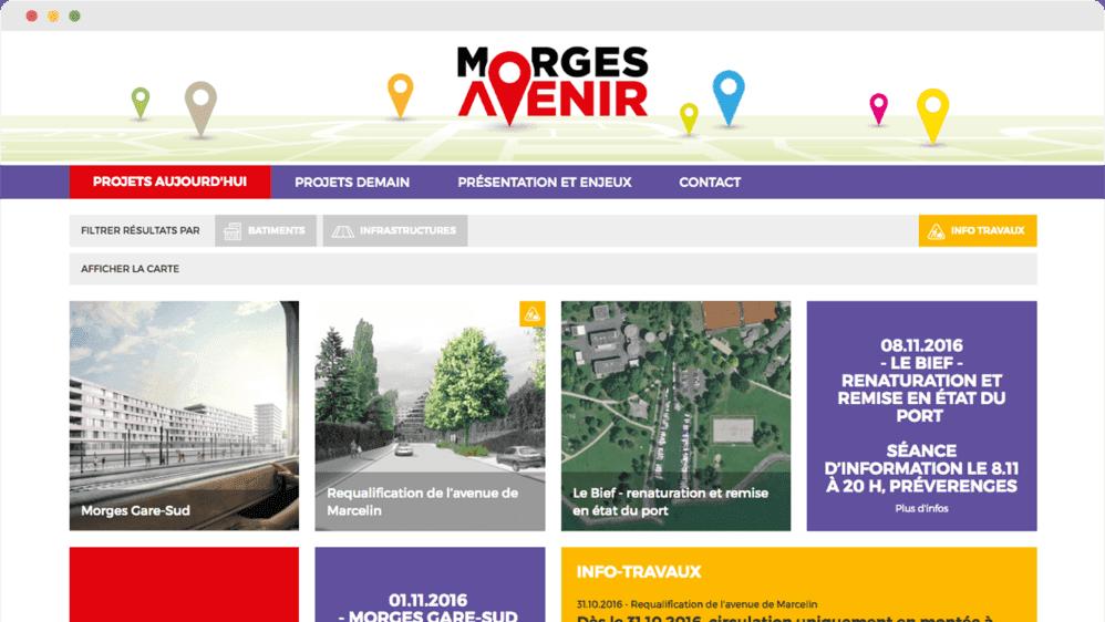 Morges Avenir