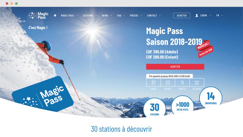 Magic Pass 2.0