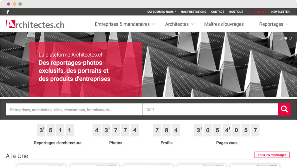 Architectes.ch