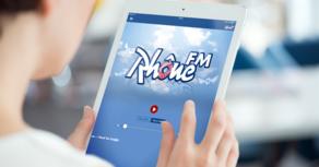 Application iPad Rhône FM