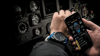 Voici la montre connectée «made in Valais»