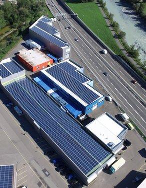 Cadastre solaire du Groupe SEIC-TELEDIS