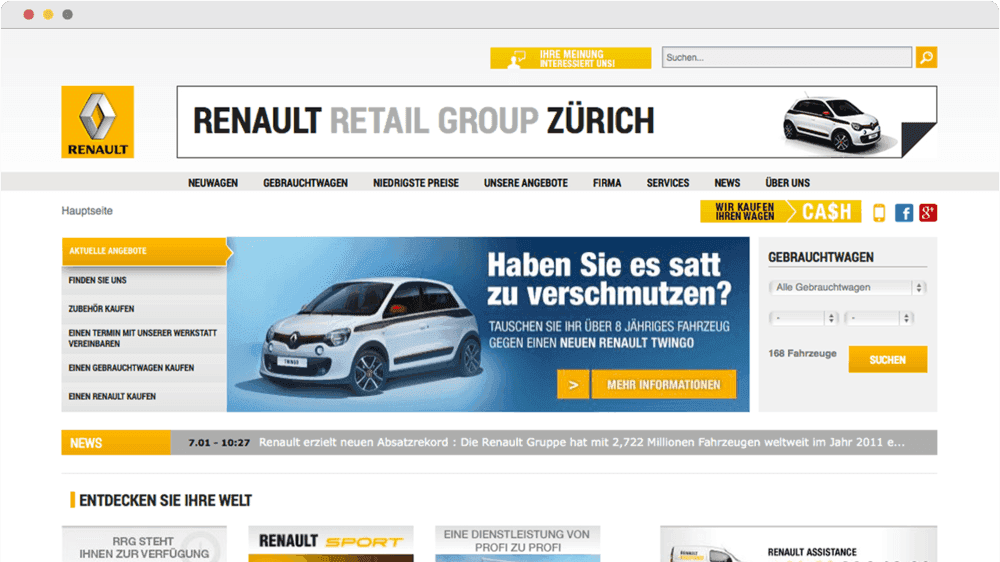 Renault Retail Group Leman
